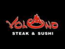 Volcano Steak and Sushi Logo