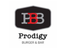 Prodigy Burger and Bar Logo