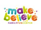 Make Believe Family Fun Center Logo