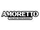 Amoretto Italian Restaurant Logo