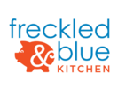 Freckled & Blue Kitchen Logo