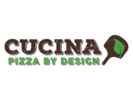 Cucina Pizza By Design Logo