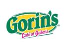 Gorin's Cafe At Galleria Logo