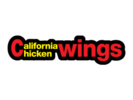 California Chicken Wings Logo