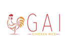 GAI Chicken Rice Logo