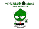The Pickled Onion Logo