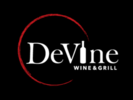 DeVine Wine and Grill Logo