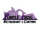 The Purple Frog Logo