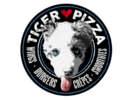 Tiger Loves Pizza Logo