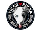 Tiger Loves Pizza Logo