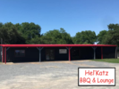 Hel'Katz BBQ and Lounge Logo