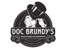 Doc Brundy's Delectable Diversions Logo