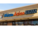 Mizzu Asian Bistro & Hibachi Logo