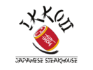 IKKO Japanese Sushi & Steak House Logo