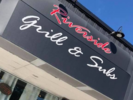 Riverside Grill and Subs Logo