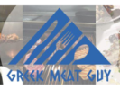Greek Meat Guy Logo