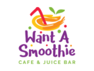 Want A Smoothie Logo