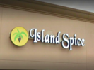 Island Spice Grill and Wings Logo