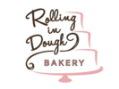 Rolling in Dough Bakery Logo