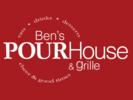 Ben's PourHouse & Grille Logo