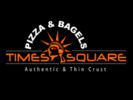 Times Square Pizza & Bagels Logo