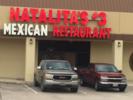 Natalita's #3 Mexican Restaurant Logo