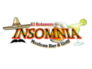 El Botanero Insomnia Mexican Bar And Grill Logo