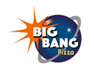 Big Bang Pizza Logo