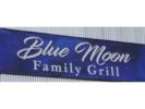 Blue Moon Family Grill Logo