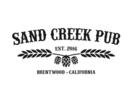 Sand Creek Pub Logo