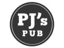 PJ's Pub & Hall Logo