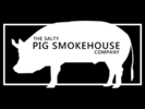 The Salty Pig Smokehouse Logo
