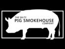 The Salty Pig Smokehouse Logo