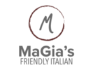 MaGia's Friendly Italian Logo