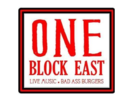 One Block East Logo