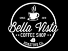 Bella Vista Coffee Shop Logo