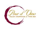 Pour d' Vino Logo