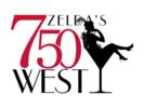 Zelda's 750 West Logo