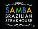 Samba Brazilian Steakhouse Logo
