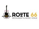 Route 66 Restaurant & Music Venue Logo