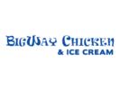 BigWay Chicken & Ice Cream Logo