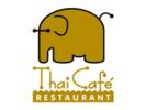 Thai Cafe Restaurant Logo