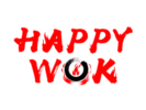 Happy Wok Asian Cuisine Logo