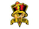 Mr. Taco Man Logo