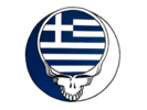 The Grateful Greek Logo