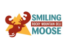 Smiling Moose Rocky Mountain Deli Logo