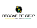 Reggae Pit Stop Jamaican Grill Logo