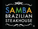 Samba Brazilian Steakhouse Logo
