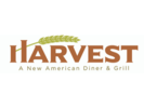 Harvest New American Diner and Grill Logo