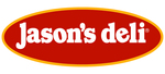 Jasons deli logo red and yellow